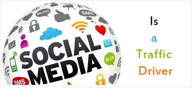 Traffic From Social Medias